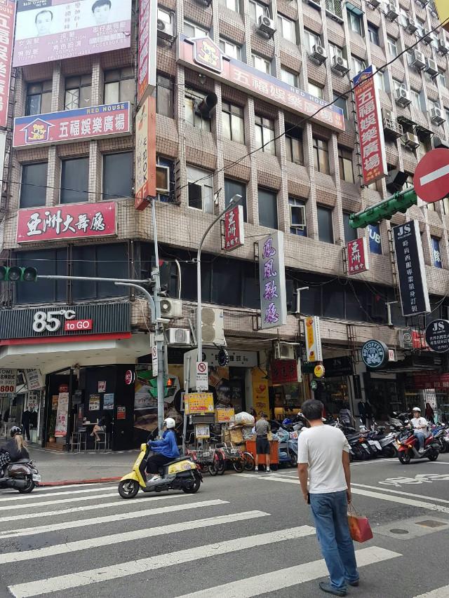 黃金人潮金店,台北市萬華區漢口街二段
