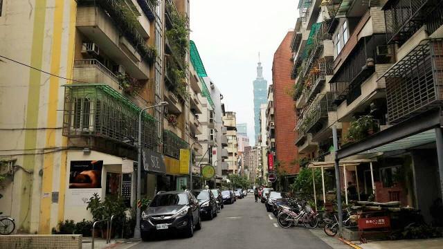 安和靜巷華廈,台北市大安區安和路一段