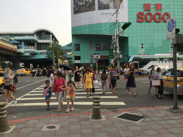 忠孝復興低總價金店面,台北市大安區忠孝東路三段