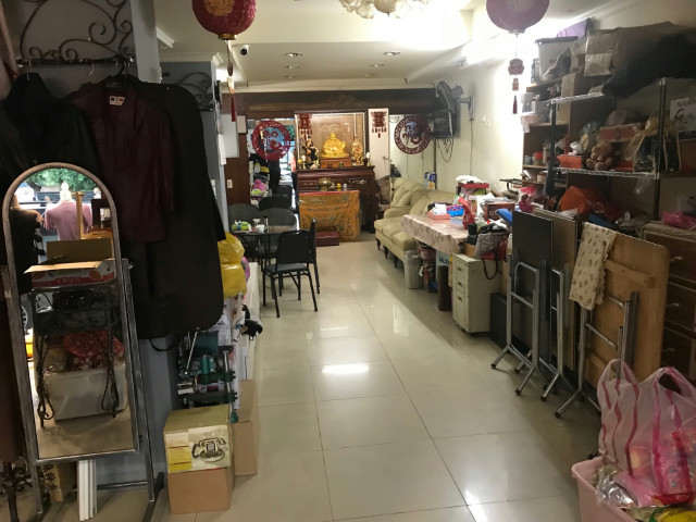 忠孝復興站旁雙透天店面,台北市中山區安東街