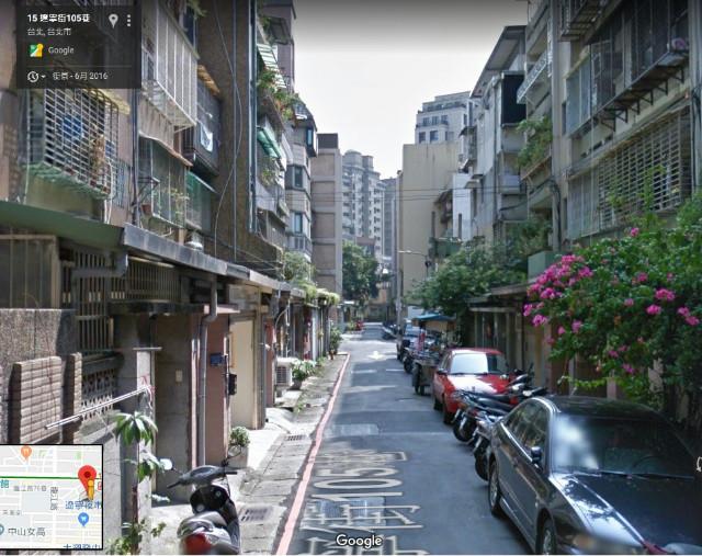 南京復興站遼寧一樓,台北市中山區遼寧街