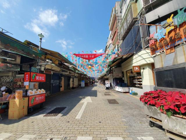 伊通四平雙店面,台北市中山區伊通街