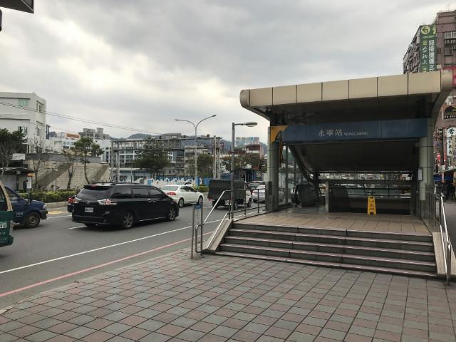 捷運永寧站口透天店面,新北市土城區中央路三段