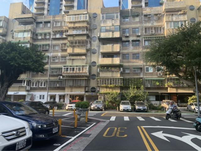 鑽石旁美華廈,台北市大安區忠孝東路三段