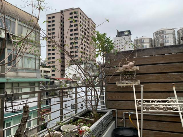 民生松江捷運頂樓,台北市中山區民生東路二段