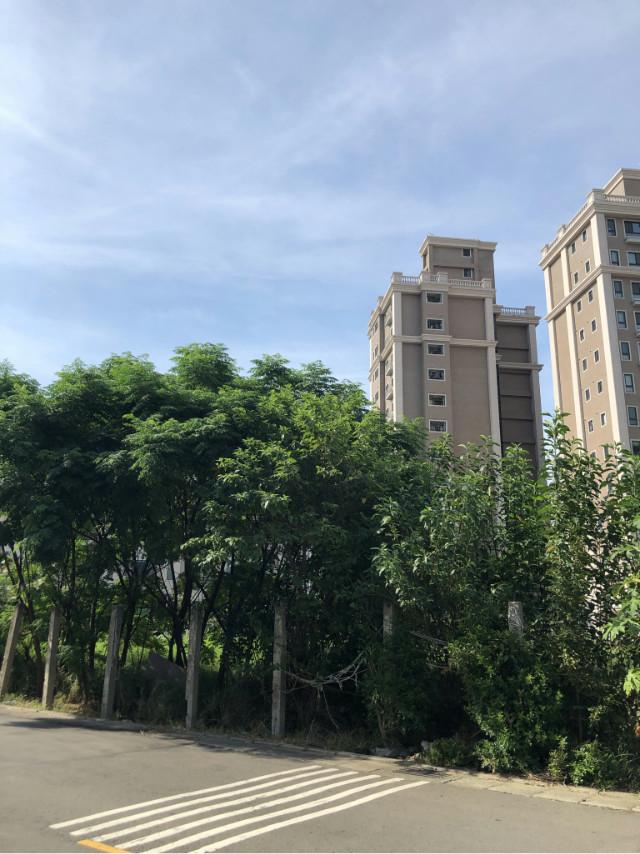 近青埔高鐵三角建地,桃園市中壢區青埔四街